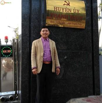 Mr  Lê Quang Thắng