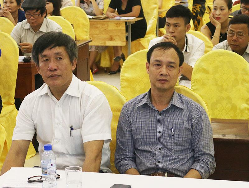 Lãnh đạo Sở GĐ-ĐT Hưng Yên tham dự đợt tập huấn