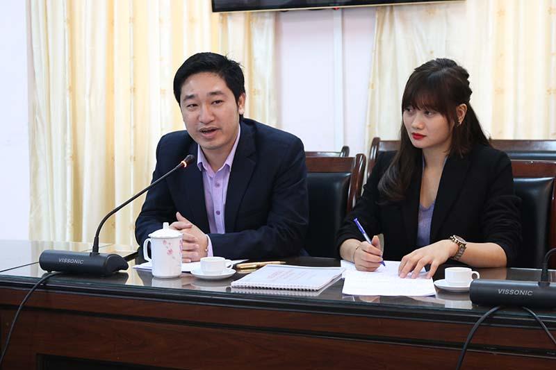 Novaedu cam kết hỗ trợ đào đạo về kỹ năng mềm và kỹ năng khởi nghiệp cho Trường Đại học Thái Nguyên