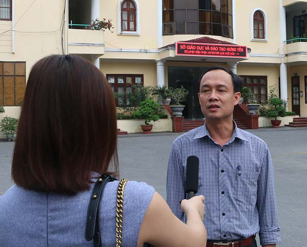 Ông Phan Xuân Quyết: Hưng Yên sẽ triển khai mạnh mẽ đề án đến học sinh THPT cũng như các trung tâm dạy nghề, Cao đẳng trên địa bàn